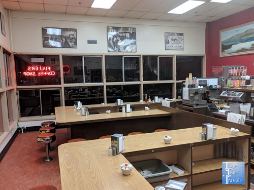 Fuller's Coffee Shop Restaurant Preview