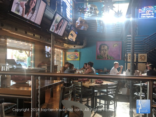Cien Agaves Tacos & Tequila Restaurant Preview
