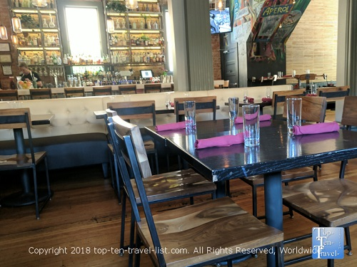 Reilly Craft Pizza and Drink Restaurant Preview