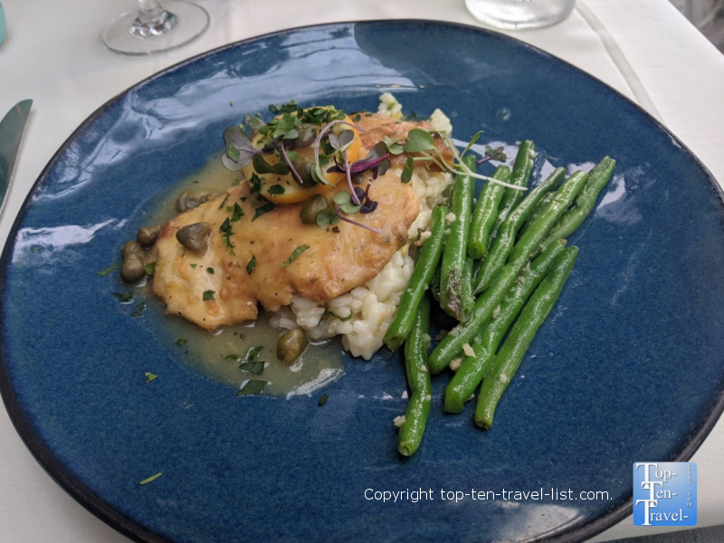 Mediterrano Restaurant Preview
