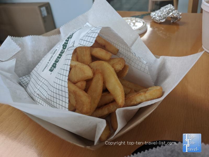 Mr. Empanada Restaurant Preview