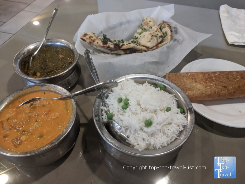 Minerva Indian Restaurant Restaurant Preview