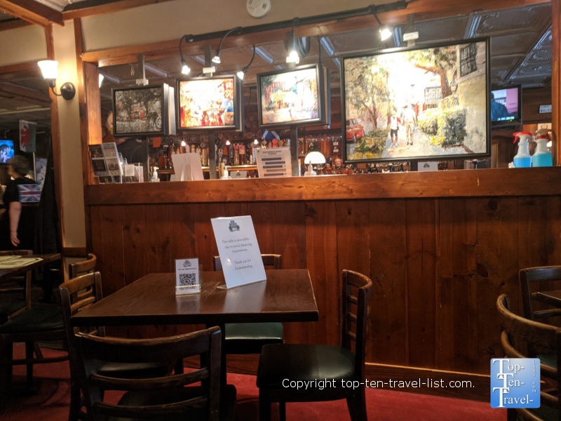 Six Pence Pub Restaurant Preview
