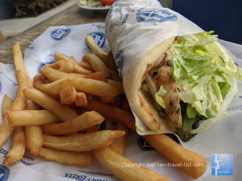 The Hungry Greek Restaurant Preview