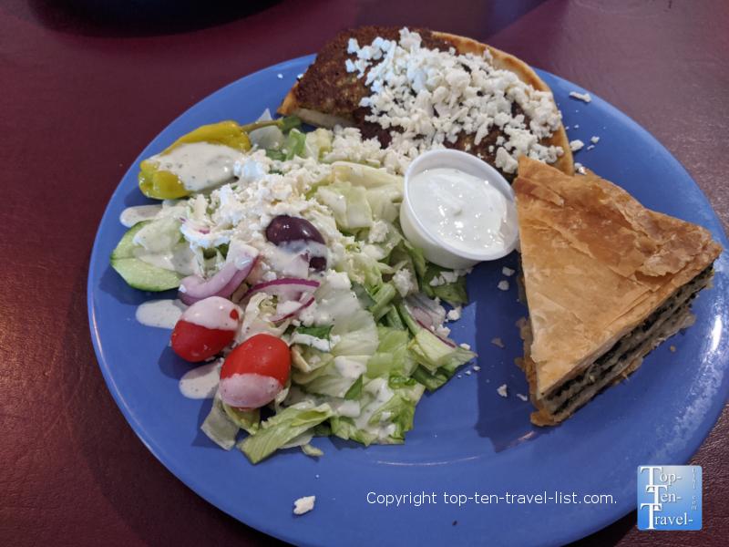 Greek Village restaurant Restaurant Preview