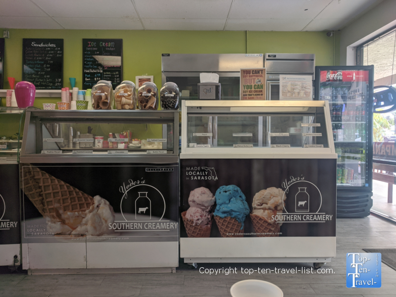 Bay 1 Ice Cream and Sandwich Shop Restaurant Preview