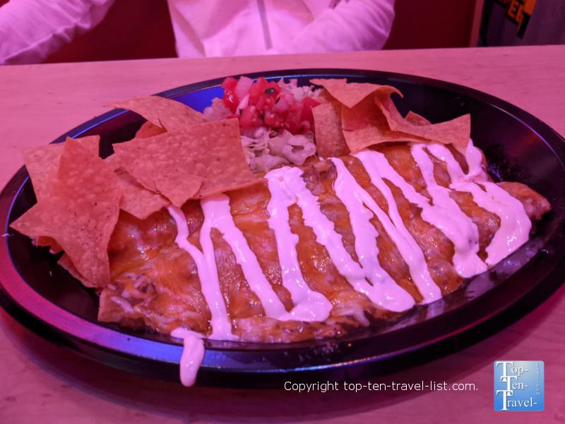 Tijuana Flats Restaurant Preview