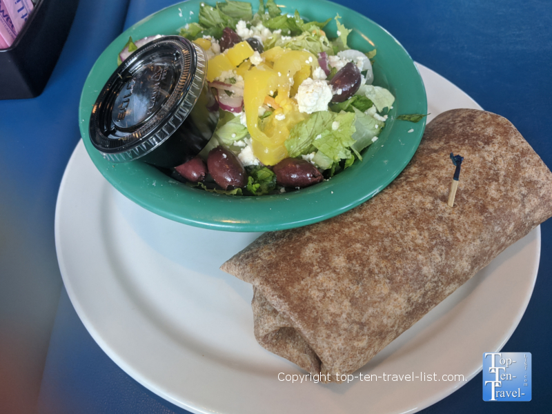Blue Sky Cafe Restaurant Preview