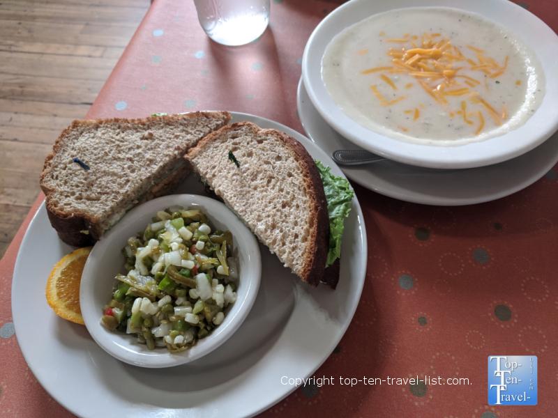Veranda Cafe Restaurant Preview