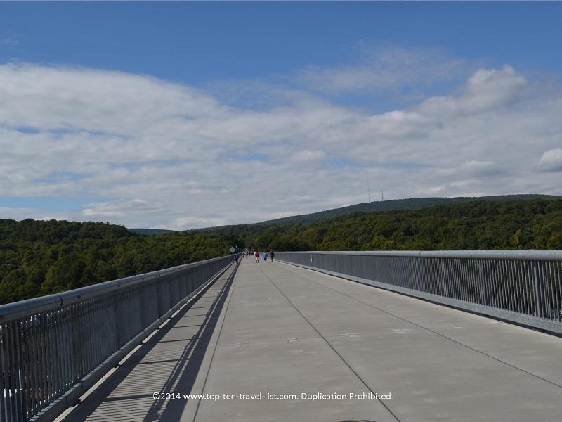 Walk Across the Hudson