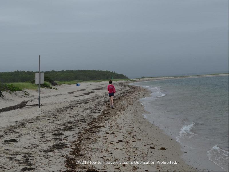 West Island Town Beach