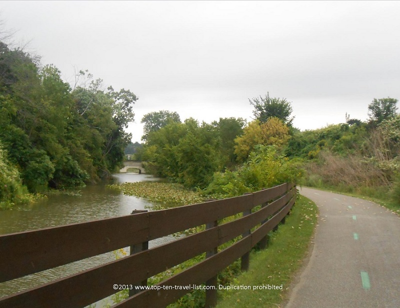 Ohio & Erie Canal Towpath