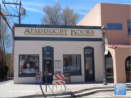 Shop for literary classics at an old-fashioned book store