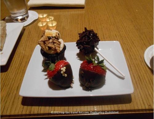 Sundaes on Saturday Dessert Buffet at The Bristol Lounge