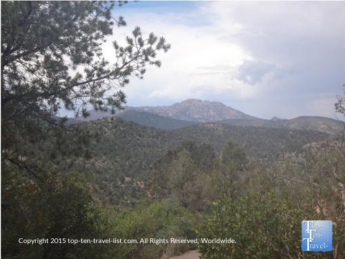 Hike Thumb Butte