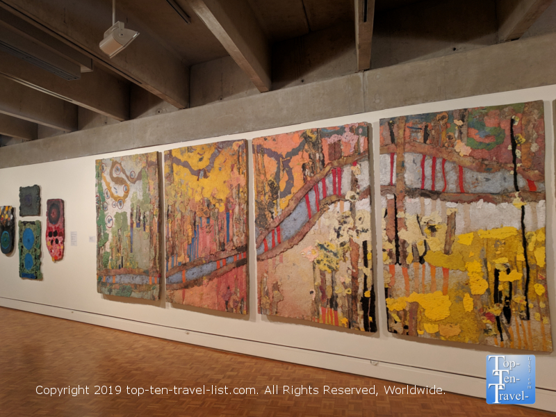 Browse the Museum of Art collection