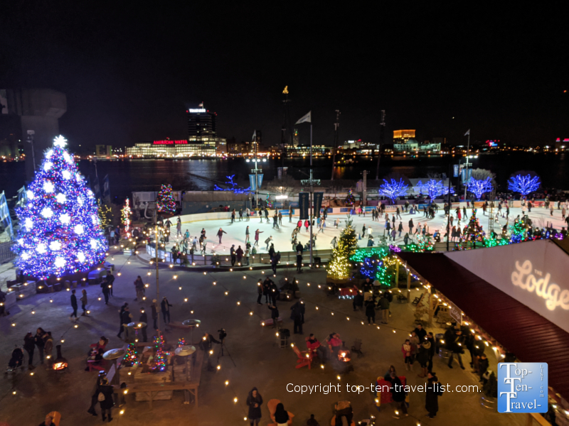 Get your skate on at Winterfest