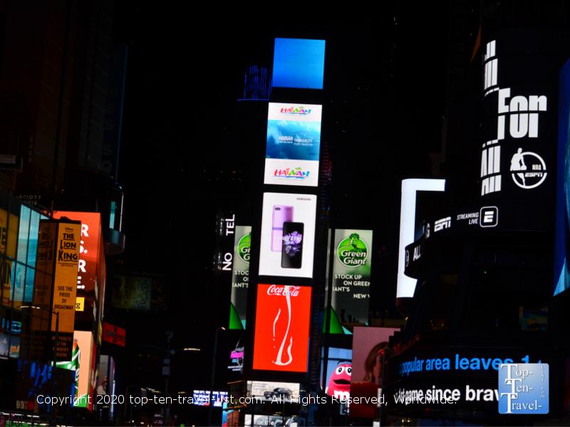 Explore Times Square